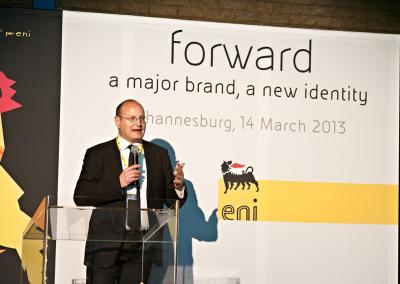 ENI – INTERNATIONAL BRAND LAUNCH