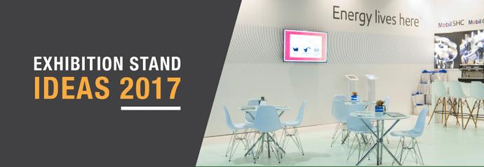 Exhibition Stand Ideas 2017