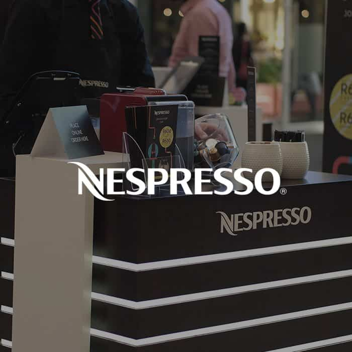 Nespresso Festive