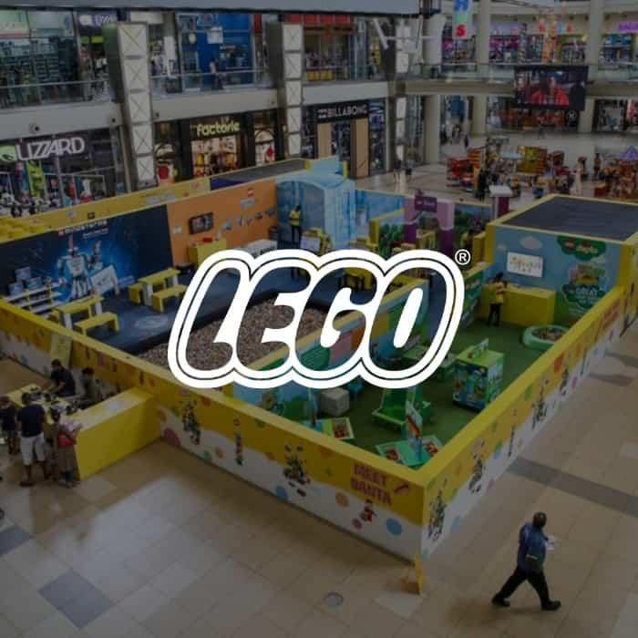 "LEGO® ""Build Your Own"" Activation"