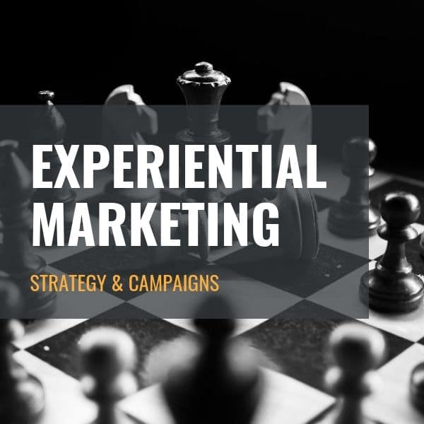 Experiential Marketing Strategy & Campaigns