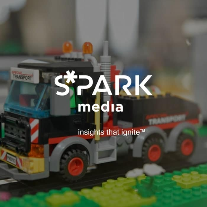 LEGO and SPARK Media Event Management
