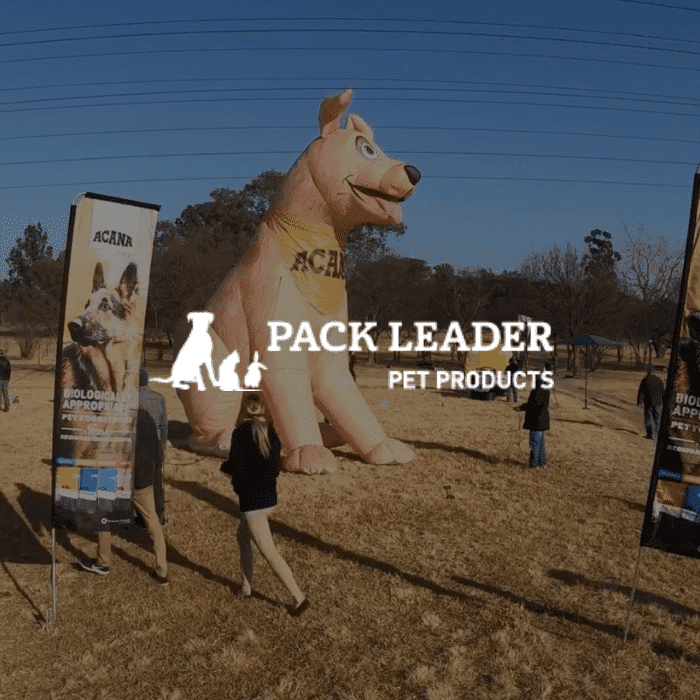 Pack Leader Brand Activation
