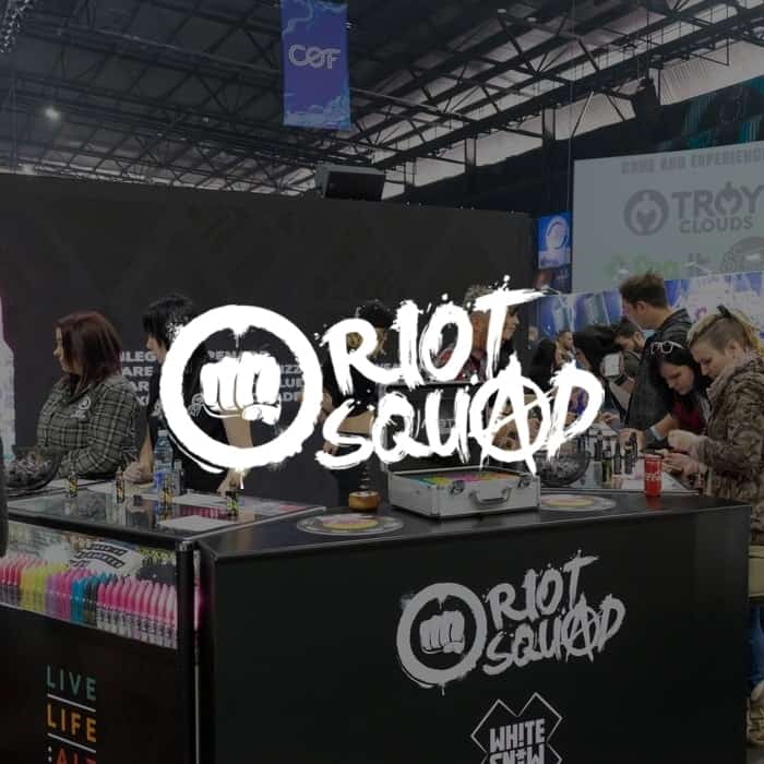 Riot Squad at Vapecon 2019