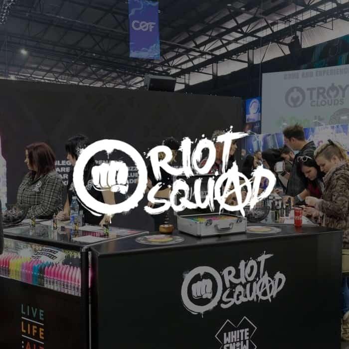 Riot Squad at Vapecon 2019
