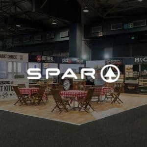 Spar Tradeshow 2019 with Jawbone